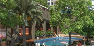 Tiện ích bể bơi là điểm nhấn của Gemek Premium