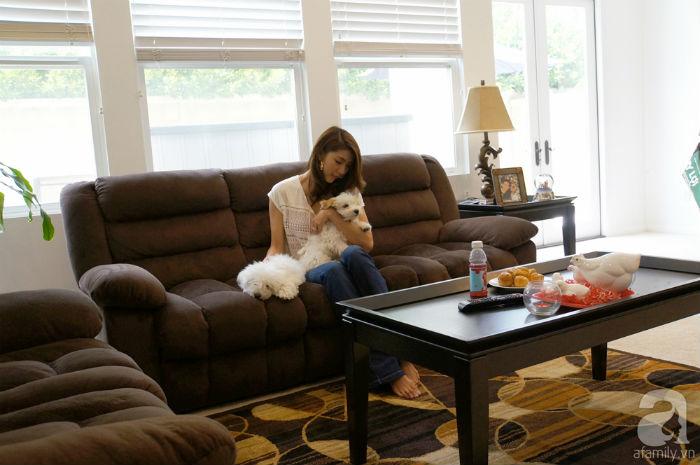 Phòng khách là nơi gia đình quây quần bên nhau, cùng trò chuyện, cùng thư giãn