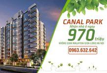 Chung cư Canal Park Long Biên