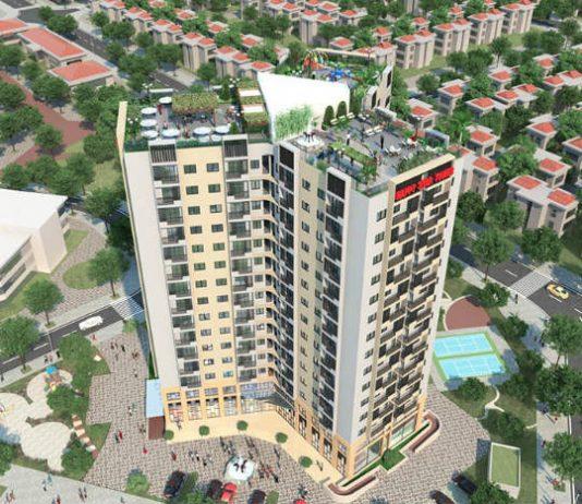 Chung cư Happy Star Tower Long Biên