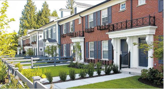 Thành phố Vancouver (Canada) là nơi có giá nhà đất đắt thứ 3 trên thế giới