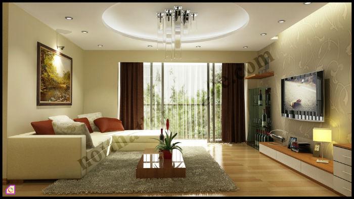 Trang trí nội thất phòng khách theo phong thuỷ đón tài lộc 6