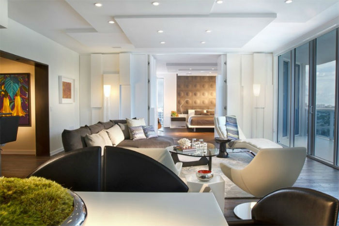 Trang trí nội thất phòng khách theo phong thuỷ đón tài lộc 3