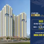 Hội quán BĐS: giới thiệu 300 căn hộ Gemek Premium