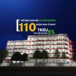 Dạ Hợp Ecolife sở hữu căn hộ xanh đầu tiên tại TP Hoà Bình với 110 triệu
