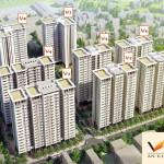 Nhà ở xã hội The Vesta Phú Lãm Hà Đông 13,5tr/m2