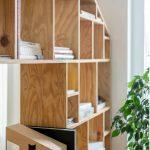 Ngôi nhà đẹp tinh tế và hiện đại với điểm nhấn từ nội thất gỗ