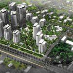 Khu đô thị xanh Hồng Hà Eco City – Hà Nội