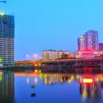 Dự án chung cư Osaka Complex hiện đại, sang trọng