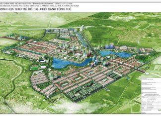 Dự án Khu đô thị Thanh Hà Cienco 5 Mường Thanh