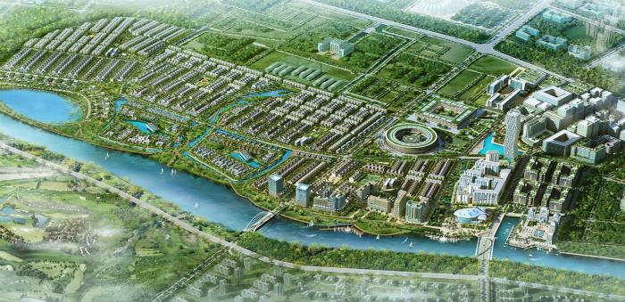 Khu đô thị Thanh Hà Cienco 5 Mường Thanh