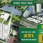 Nhà ở xã hội Lucky House Hà Đông giá 13,9tr/m2