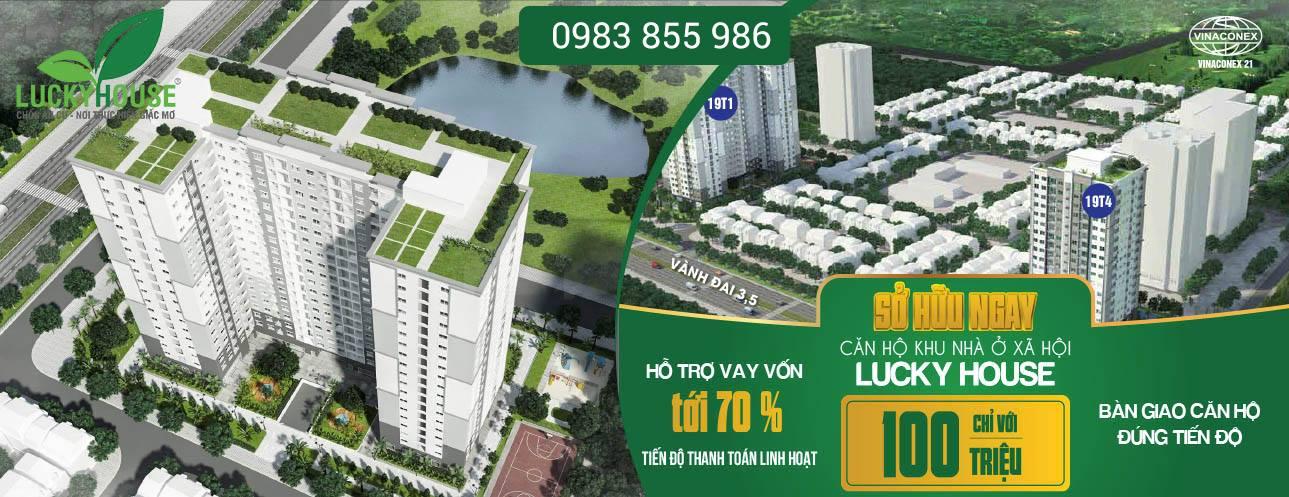 Nh x h i lucky house h ng gi 13 9tr m2 Unlucky house