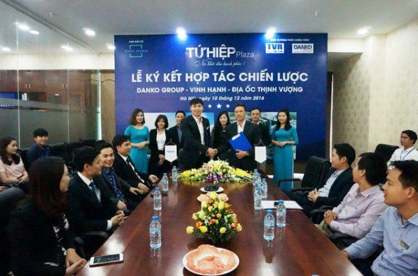 Công ty cổ phần Thương Mại và dịch vụ tổng hợp Vinh Hạnh