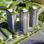 Dự án chung Cư The Two Residence Gamuda – Hà Nội