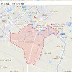 Vị trí khu đô thị Kiến Hưng Hà Đông ở đâu?